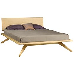 Astrid Platform Bed with 1 Adjustable Headboard Panel