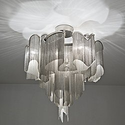 Stream Ceiling Light