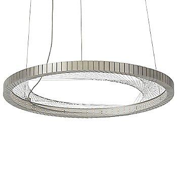 Shown in Satin Nickel finish, 18 inch