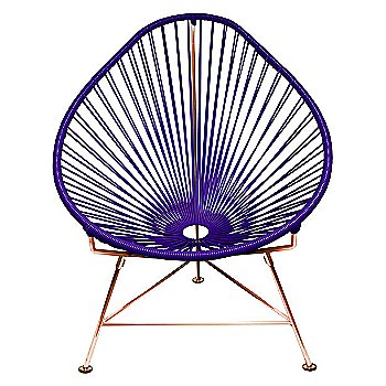 Purple / Copper Frame finish