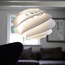 Swirl 1 Pendant Light