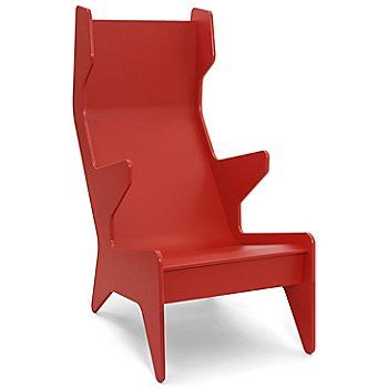 Shown in Apple Red