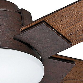 Reversible Mountain Timber/River Timber Blades / Industrial Rust finish