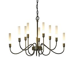 Lisse 10 Light Chandelier