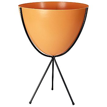 Shown in Tangerine, Medium stand