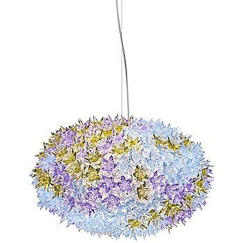 Shown in Transparent Lavender, Medium