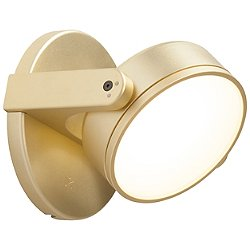 Monocle Wall Sconce