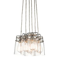 Brinley 6 Light Pendant Light