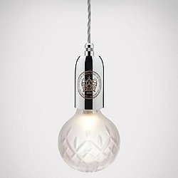 Crystal LED Pendant Light