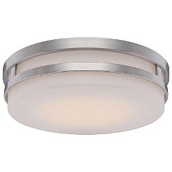 Vie Flush Mount Ceiling Light
