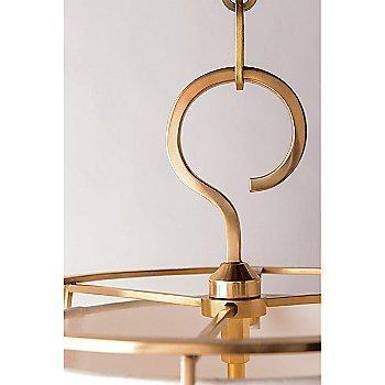 Aged Brass finish / Detail shot