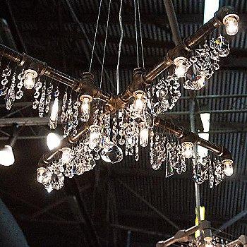 Illuminated, Detail view