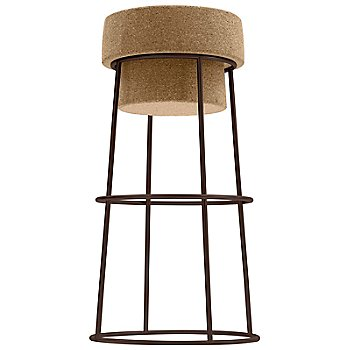 Bronze finish / Bar Stool