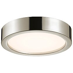 Puck Slim LED Flush Mount Ceiling Light