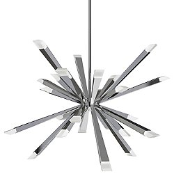 Starburst LED Pendant Light